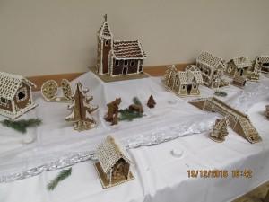Mézeskalács falu